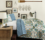 Addington 3-Piece Full/Queen Quilt by LushDecor - H287457