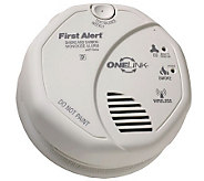 First Alert Onelink Combination Smoke & CarbonMonoxide Alarm - H363757