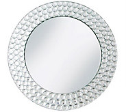 Mirror Charger Plate with Beads - H368257