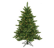 4-1/2 Camdon Fir Tree by Vickerman - H155158