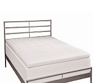 PedicSolutions 3 EuroTouch Memory Foam Twin Topper - H181658