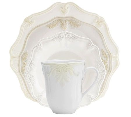 lenox butler 39 s pantry gourmet 4pc place setting page 1