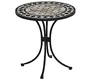 Home Styles Marble Bistro Table - H187358