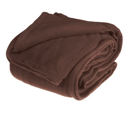 Malden Mills Solid Color Polarfleece Blanket