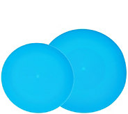 Ships 12/10 Set of 2 8-in-1 Silicone Safegrabs by Lori Greiner - H211058