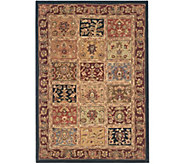 Royal Palace Special Edition 5x7 Tabriz Panel Wool Rug - H213258