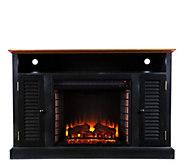 Antebellum Media Electric Fireplace - H291058