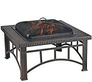 Blue Rhino Wood Burning Fire Bowl, 22 - H292658