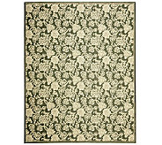 Treasures Allover Floral Power-Loomed Rug - 89 x 12 - H361858