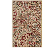 Nourison Reflections 36 x 56 Paisley Machine Made Rug - H366858
