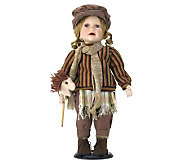 Ellis Island Collection of Porcelain Dolls - Joseph - H144559