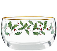 Lenox Holiday Decal Bowl - H286859