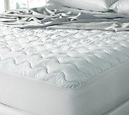 Sealy Microfiber Waterproof King Mattress Pad - H287659