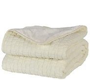 Berkshire Blanket Tranquility Reversible Throw - H289959