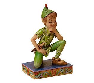 Jim Shore Disney Traditions Peter Pan Figurine