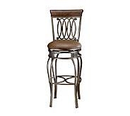 Hillsdale Furniture Montello Swivel Bar Stool - H122960