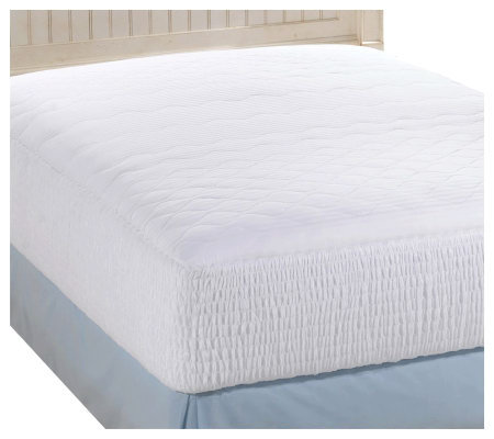 Simmons Back Care Five Zone Queen Mattress Pad