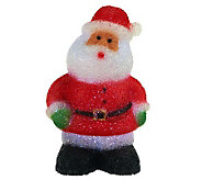 9 Holiday Battery Operated Lit Novelty Character - H197460