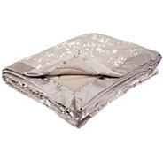Northern Nights Bree Reversible FL 300TC Cotton 550FP Down Blanket - H203560