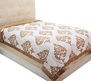 Northern Nights Louisa FL 300TC Cotton 550FP Down Reversible Blanket - H203660