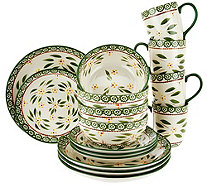 Temp-tations Old World 16-pc Dinnerware Set - H208860