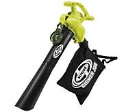 Sun Joe 13-Amp 3-in-1 Electric Blower, Vacuum,Mulcher - H290560