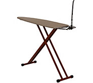 Household Essentials 4-Leg Bamboo Ironing Board - H294560