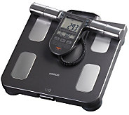 Omron Healthcare Full-Body Sensor Scale - 7 Fitness Indicator - H349960