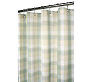 Watershed 2-in-1 Dorset 72&quot x 72&quot Shower Curtain - H357160