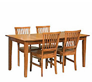 Home Styles Arts and Crafts 5 Piece Dining Set - H159661