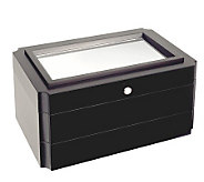 Mele & Co. Jordan Java-Finish Jewelry Box - H160161