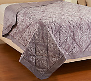 Northern Nights Martina 400TC All Seasons FL Reversible Down Alt. Blanket - H206961