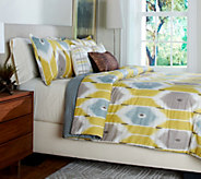 Scott Living Sumatra 6 Piece Full Reversible Comforter Set - H208661