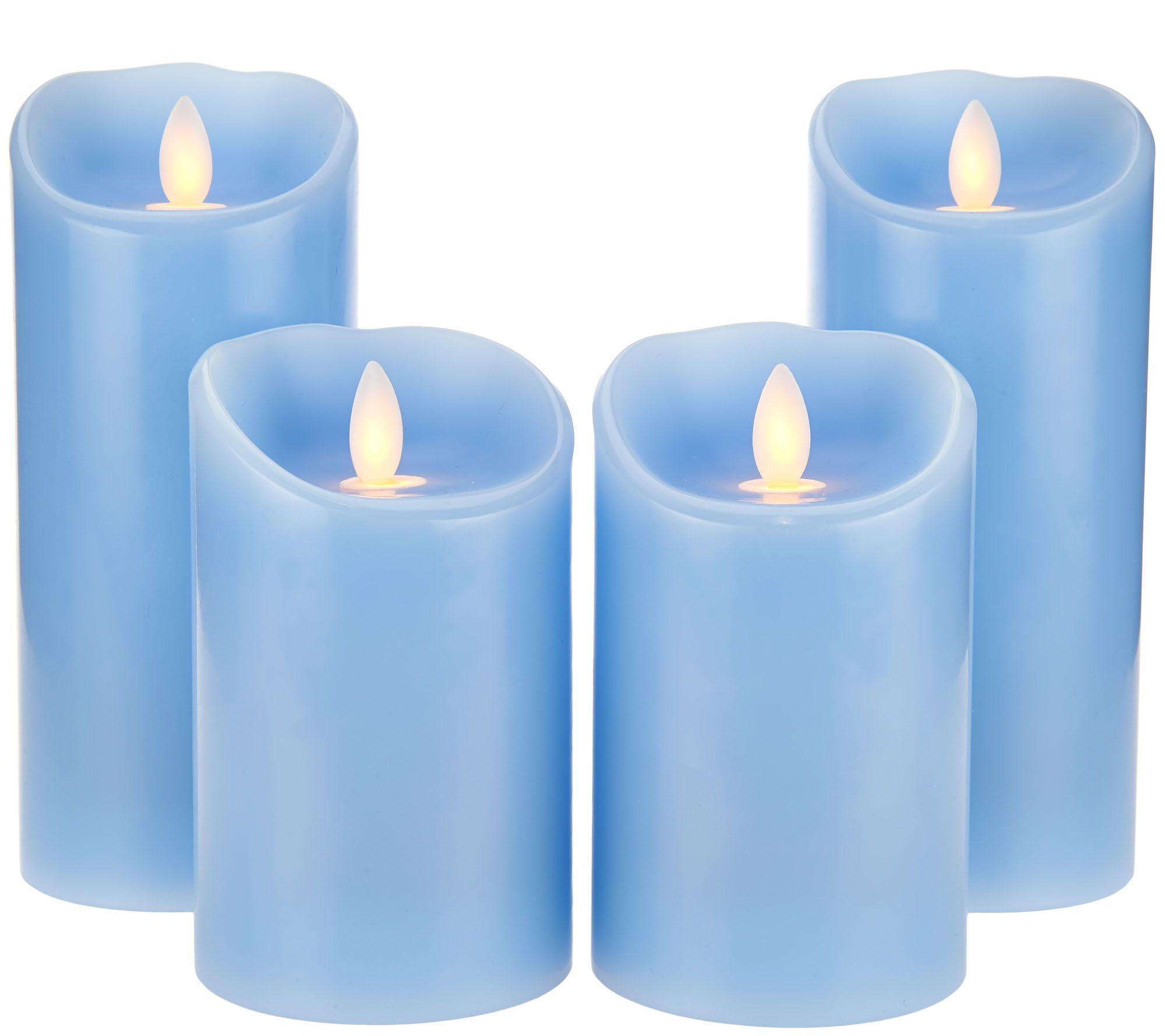 Flameless Candles — Home & Garden — QVC