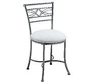 Hillsdale Furniture Dutton Vanity Stool - H282961