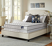 Serta Glisten Firm Twin Mattress Set - H286561
