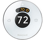 Honeywell Lyric Round Wi-Fi Thermostat - H289461