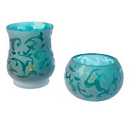 Home Reflections Flameless Wilmington Tea LightHolders - H353261