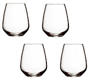 Luigi Bormioli 23.25-oz Crescendo Stemless WineGlasses - S/4 - H364861