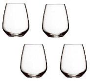 Luigi Bormioli 23.25-oz Crescendo Stemless WineGlasses - S/4 - H364861