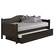 Hillsdale Furniture Staci Daybed with Support Deck& Trundle - H174062
