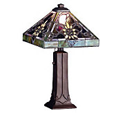 Tiffany Style 18H Solstice Accent Lamp - H181262