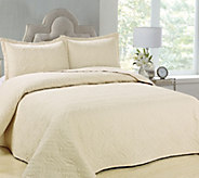 Tim Gunn Collection Bordellon Full 3-Piece Coverlet Set - H203762
