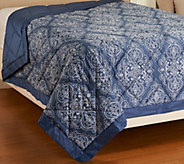 Northern Nights Martina 400TC All Seasons QN Reversible Down Alt. Blanket - H206962