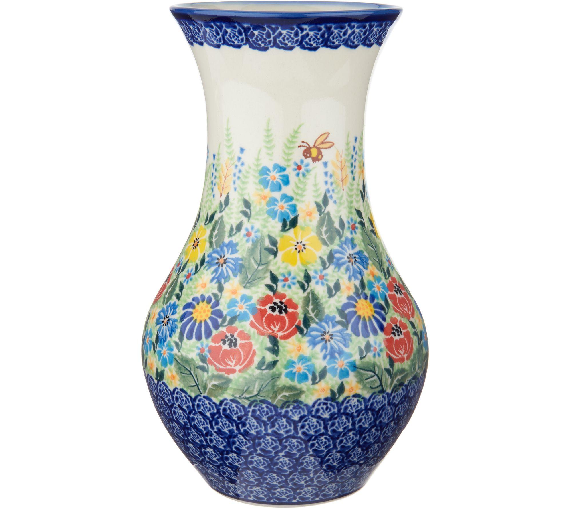 Lidia's Polish Pottery Hand Painted 9