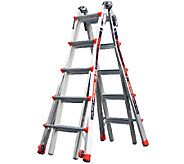 Little Giant Revolution 24-in-1 Heavy Duty 22Ladder - H285162