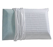 PedicSolutions Marble Gel Classic Memory Foam Pillow - H357562
