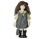 Ellis Island Collection of Porcelain Dolls - Naomi - H144563