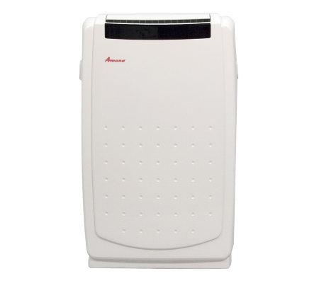 Amana Ap125hd Portable Air Conditioner Qvc Com