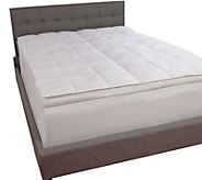 Comfort Evolution Down, Feather & Memory Foam QN Mattress Topper - H205463